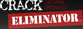 Crack Eliminator, LLC | Cast Iron Specialists